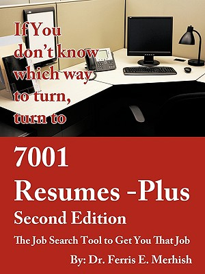 7001 Resumes-Plus By Merhish, Ferris E.